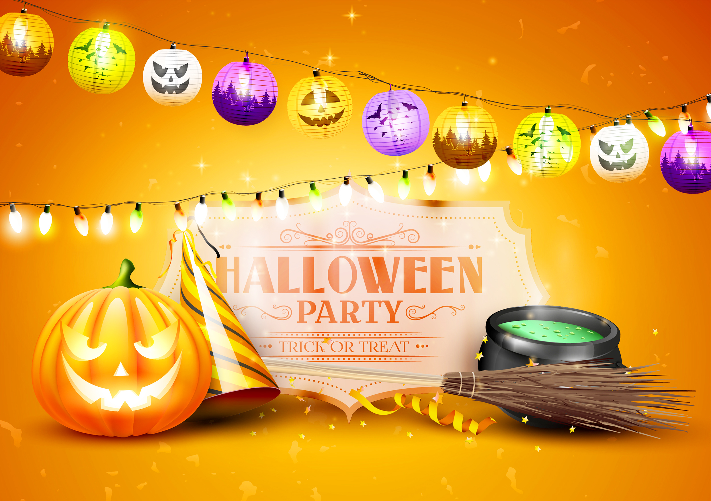 HALLOWEEN PARTY KIDS 2018